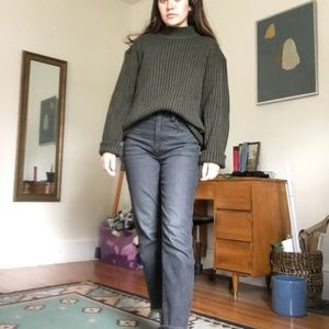 Vintage Arizona Jeans Mock-neck Sweater